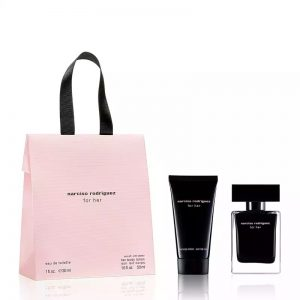Set Narciso rodriguez Narciso For Her EDT (30ml + 50ml bodylotion)