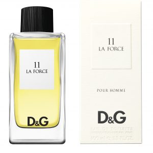 Dolce Gabbana 11 La Force edt 100ml
