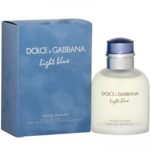 Dolce Gabbana Light blue pour homme edt 125ml