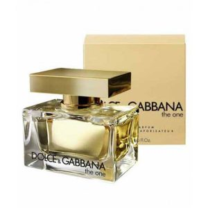 Dolce Gabbana The one women edp cover