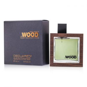 Dsquared2 He Wood Rocky Moutain edt 100ml