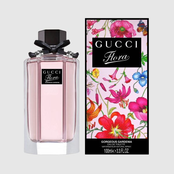 Gucci flora Gorgeous Gardenia women 100ml