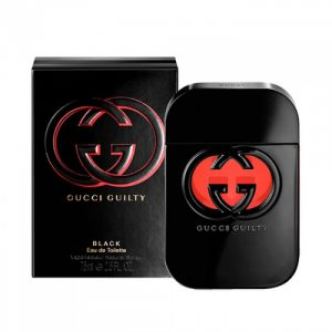 Gucci guilty black woman edt 75ml