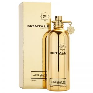 Montale Aoud leather cover
