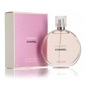 Chanel Chance Eau Vive Women 2
