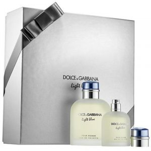 Dolce & Gabbana Light Blue Pour Homme Nam (EDT 125ML + EDT 40ML) 1