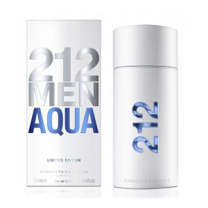 Carolina Herrera 212 Men Aqua edt 100ml limited edition