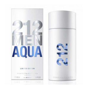 Carolina Herrera 212 Men Aqua edt 100ml limited edition