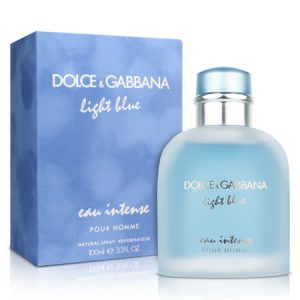 Dolce Gabbana Light blue pour homme intense 100ml