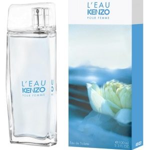 Kenzo L'eau kenzo pour femme women edt 100ml