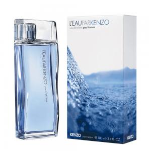 Kenzo l'eau par kenzo pour homme men edt 100ml