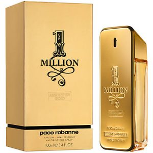 Paco Rabanne One Million Absolutely Gold edp 100ml