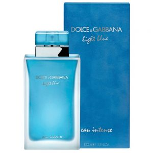 Dolce Gabbana Light Blue Eau Intense women 100ml
