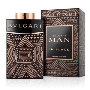 Bvlgari MAN in black edp 100ml Limited