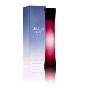 Giorgio armani Armani code Satin pour femme edp 75ml