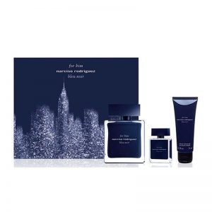 Narciso rodriguez for Him Bleu Noir (100ml + mini 10ml + showergel 75ml)