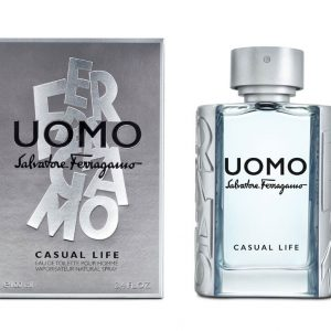Salvatore Ferragamo Uomo Casual Life for men 100ml