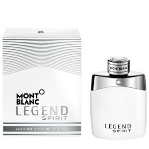 Montblanc Legend Spirit men edt 100ml