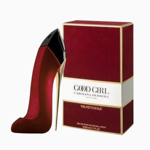 Carolina Herrera Good Girl Velvet Fatale (guốc đỏ) 80ml