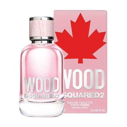 Dsquared2 Wood Pour Femme 100ml