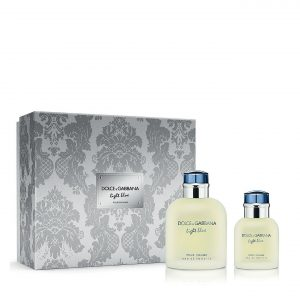 Set Dolce Gabbana Light blue pour homme (EDT 125ml + 40ml)