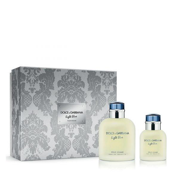 Set Dolce Gabbana Light blue pour homme (EDT 125ml + 40ml)