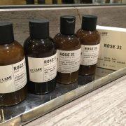 Set Lelabo (40ml tắm, gội, xả, dưỡng thể + xà bông) 2