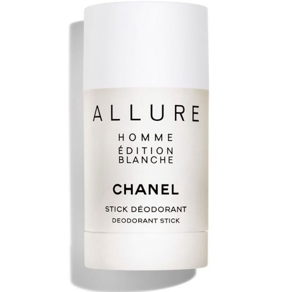 Lăn khử mùi Chanel Allure Homme Blanche Edition 75g