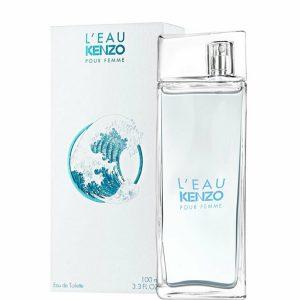 Kenzo L'eau Par Pour Femme 100ml - nữ