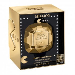 Paco Rabanne Lady Million Pac-man women 80ml - nữ