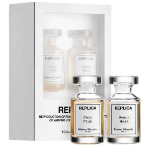 Set Maison Martin Margiela (Replica) 2 Mini x 7ml (beach walk, jazz club) - unisex