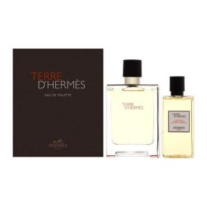Set Hermes Terre D'hermes (EDT 100ml + 80ml Showergel) - nam