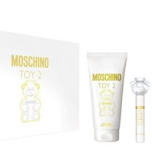 Set Moschino Toy 2 (EDP 100ml, Mini 10ml, Bodylotion 150ml) - nữ