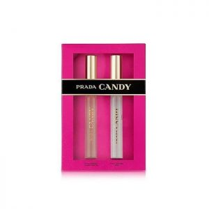 Set Prada Candy 2 Mini x 10ml (Candy EDP, Candy Kiss) - nữ