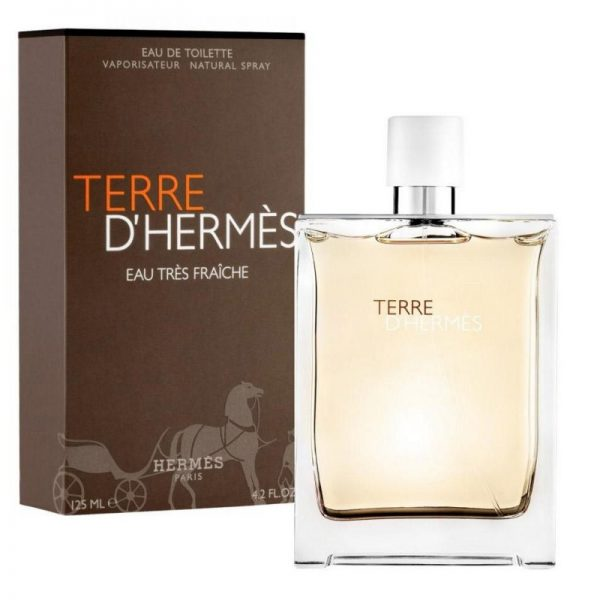Hermes Terre D'Hermes Eau Tres Fraiche 125ml - nam
