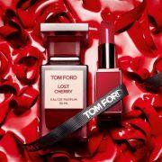 Set Tom Ford Lost Cherry (EDP 50ml, Lipstick Cherry 3g) - nữ 4
