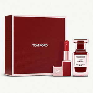 Set Tom Ford Lost Cherry (EDP 50ml, Lipstick Cherry 3g) - nữ