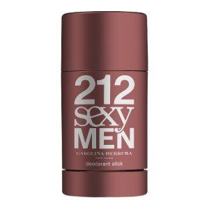 Lăn khử mùi Carolina Herrera 212 Sexy Man 75g - nam