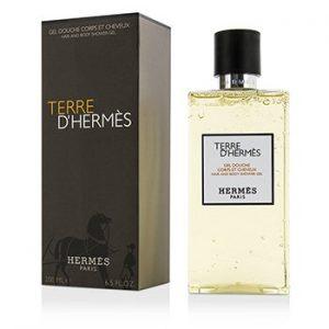 Tắm gội Hermes Terre D'Hermes 200ml - nam