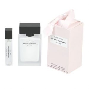 Set Narciso For Her Pure Musc (EDP 50ml, Mini 10ml) - nữ