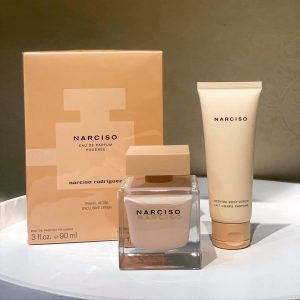 Set Narciso Poudree (EDP 90ml, Bodylotion 75ml) - nữ