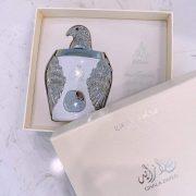Ghala Zayed Silver luxury edp 100ml ( đại bàng trắng) - unisex 2