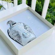 Ghala Zayed Silver luxury edp 100ml ( đại bàng trắng) - unisex 3