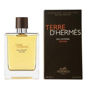Hermes Terre D'Hermes Eau Intense Vetiver EDP 100ml - nam