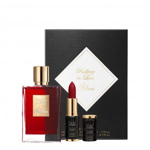 Set Kilian Rolling In Love (EDP 50ml , Lipstick 3.5g) - nữ