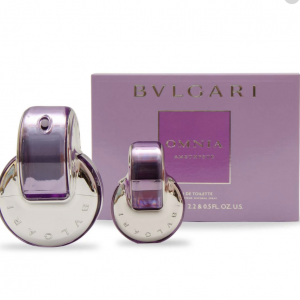 Set Bvlgari Omnia Amethyste (Edt 65ml , Mini 15ml) - nữ