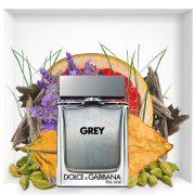 Set Dolce Gabbana The One Grey For Men (EDT 100ml, EDT 30ml) 2
