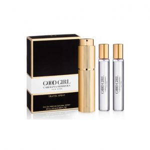 Set Carolina Herrera Good Girl EDP (3 Mini x 20ml) - nữ