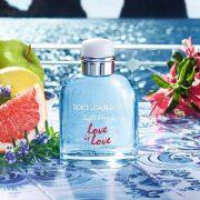 Dolce Gabbana Light blue Love Is Love pour homme EDT 125ml 2