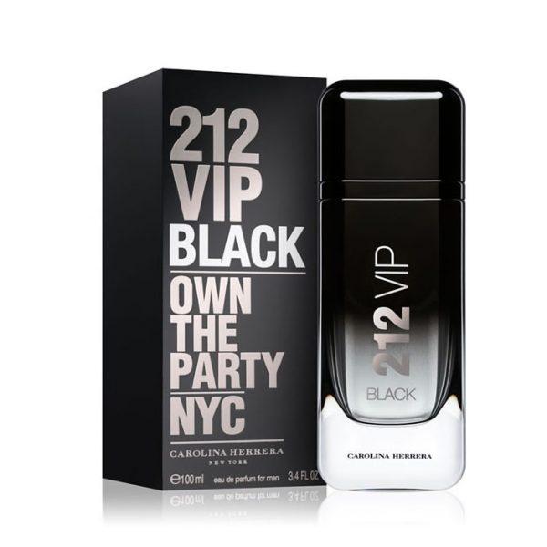 Carolina Herrera 212 VIP Black Man